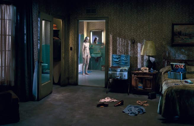 Gregory Crewdson. 'Untitled (Blue Period)' from the series 'Beneath the Roses' 2005