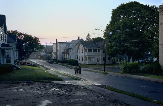 Gregory Crewdson. 'Untitled (Kent Street)' from the series 'Beneath the Roses' 2007