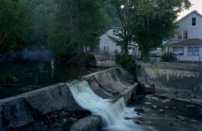 Gregory Crewdson. 'Untitled (Natural Bridge)' from the series 'Beneath the Roses' 2007