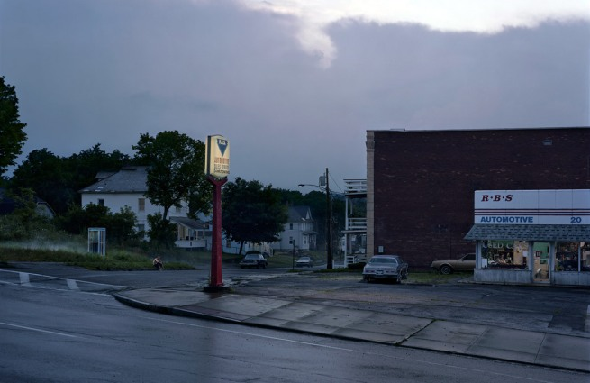 Gregory Crewdson. 'Untitled (RBS Automotive)' from the series 'Beneath the Roses' 2007