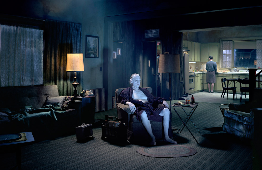 gregory crewdson Photographer gregory crewdson spends nearly a decade creating a portrait of small-town america.