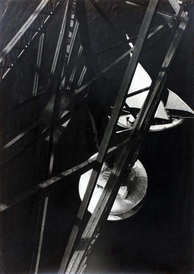László Moholy-Nagy. 'View from Pont Transbordeur, Marseille' 1929