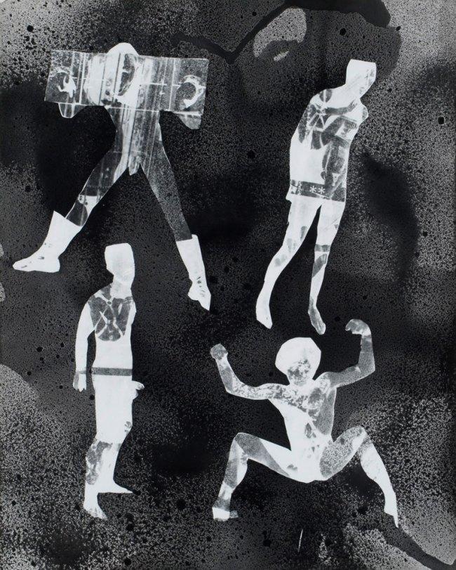 Mark Morrisroe. 'Untitled' 1987