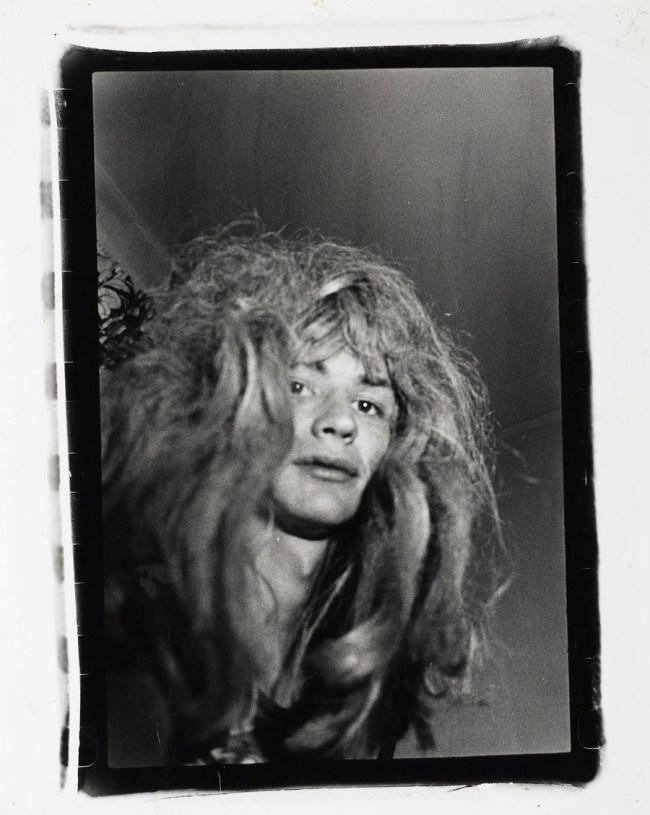 Mark Morrisroe. 'Untitled [Self-Portrait]' 1986