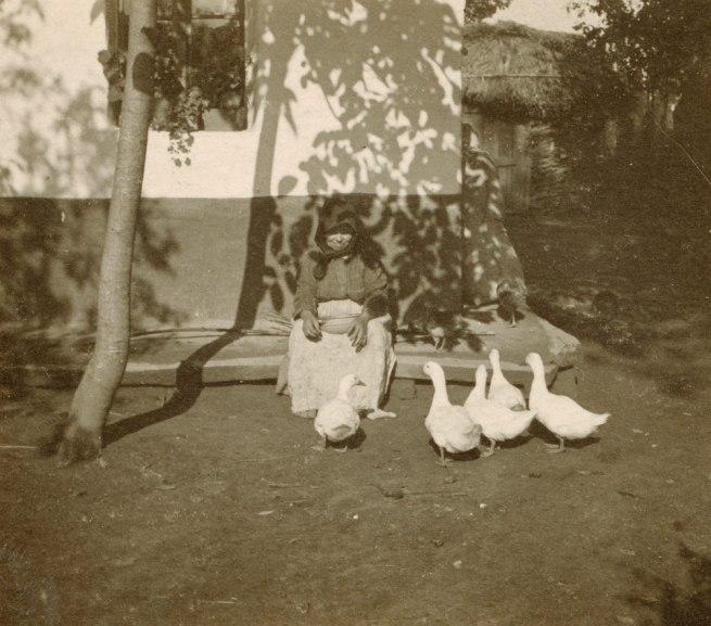 André Kertész. 'Tisza Szalka' 1924