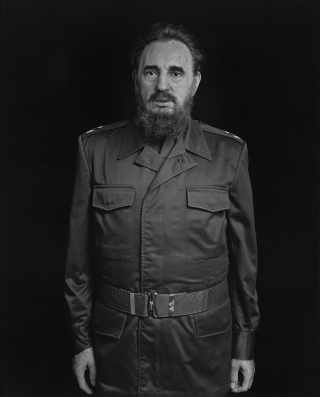 Hiroshi Sugimoto (Japan, b. 1948) 'Fidel Castro' 1999