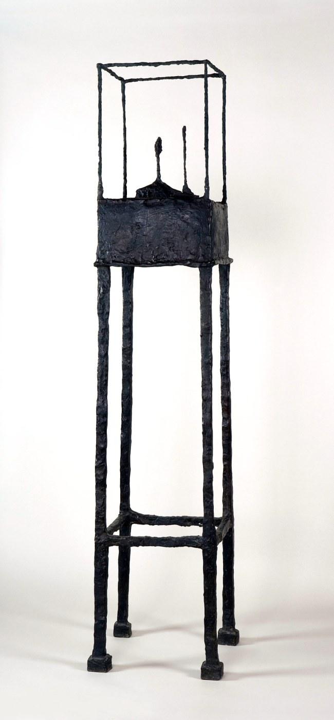 Alberto Giacometti. 'La Cage/The Cage' 1950