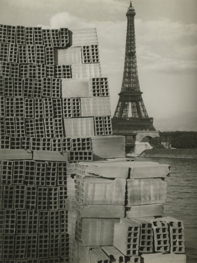 André Kertész. 'The Eiffel Tower, Paris' 1933
