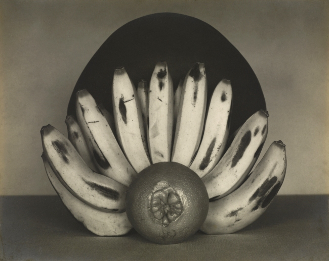 Edward Weston (American, 1886 - 1958) 'Bananas and Orange' April 1927