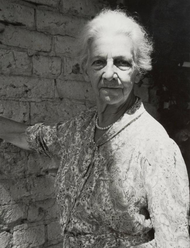 Dorothea Lange. 'Anne Carter Johnson, St. George, Utah' 1953