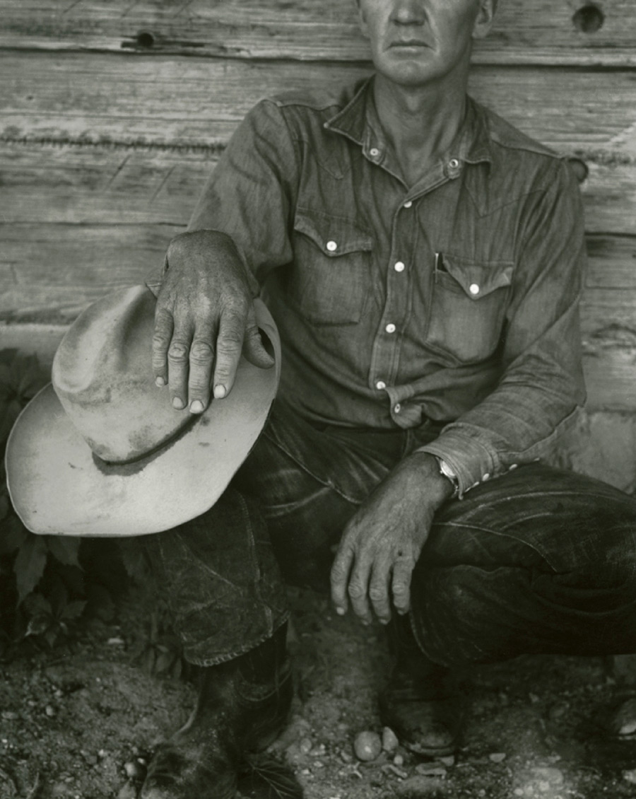 dorothea lange Migrant mother, a photograph from 1936 by dorothea lange, depicts  all that  she knew was her age, the fact that she was a mother, and that.