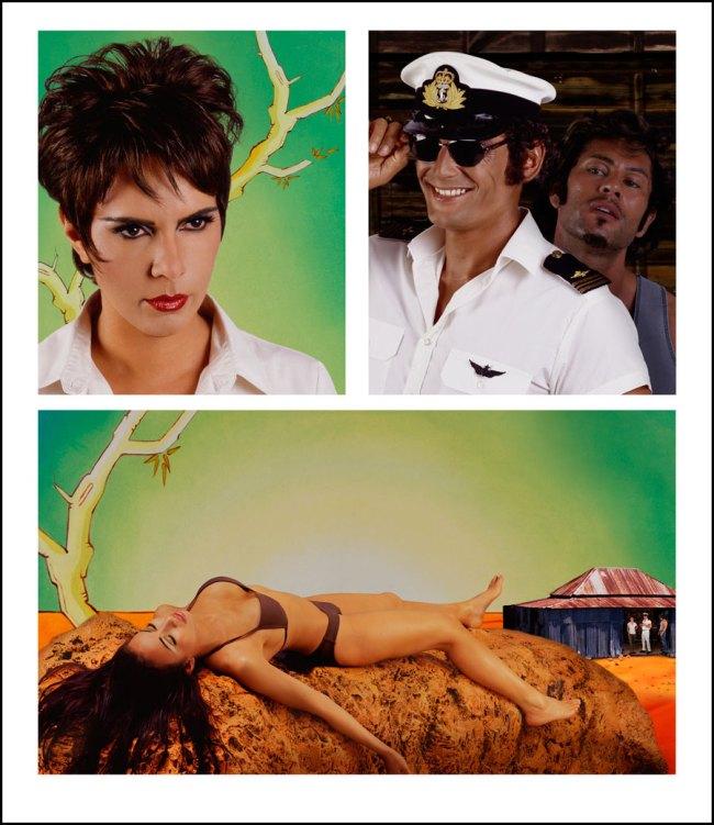 Tracey Moffatt Australia, 1960. 'Adventure Series (no. 2)' 2004