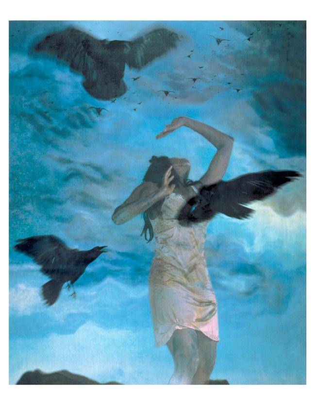 Tracey Moffatt Australia, 1960. 'Invocations (no. 5)' 2000