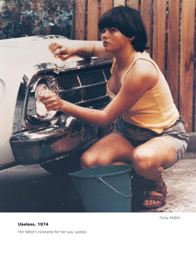 Tracey Moffatt Australia, 1960. 'Useless, 1974' 1994