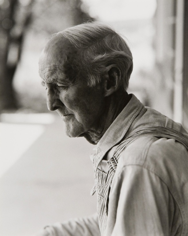 Dorothea Lange. 'Riley Savage, Toquerville, Utah' 1953