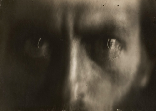 Stanislaw Ignacy Witkiewicz (Polish, 1885-1939) 'Tadeus Langier, Zakopane' 1912-1913