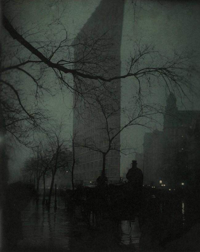 Edward Steichen (American, born Luxembourg, 1879-1973) 'The Flatiron' 1904