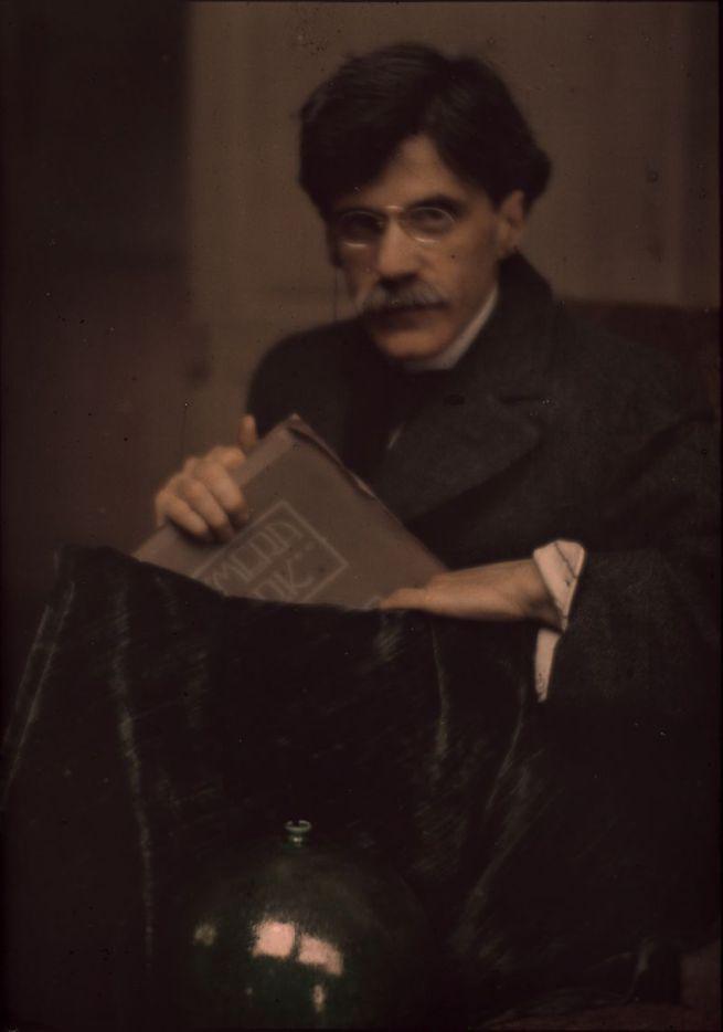 Edward Steichen (American, born Luxembourg, 1879-1973) 'Alfred Stieglitz' 1907