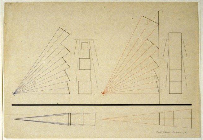 Kurt Kranz. 'Perspective' 1931