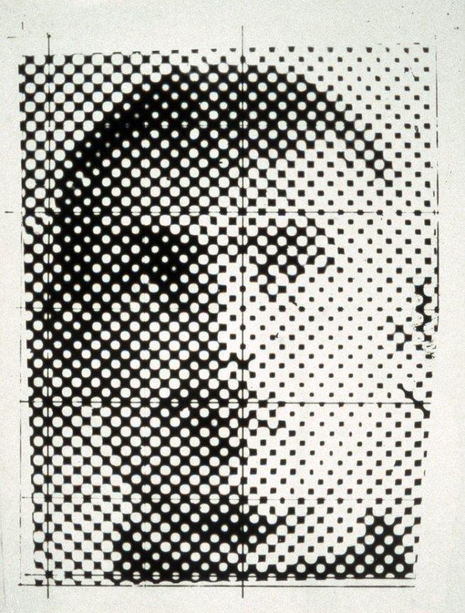 Kurt Kranz(German, 1910-1997) 'Rasterfoto' (Raster photograph) 1932