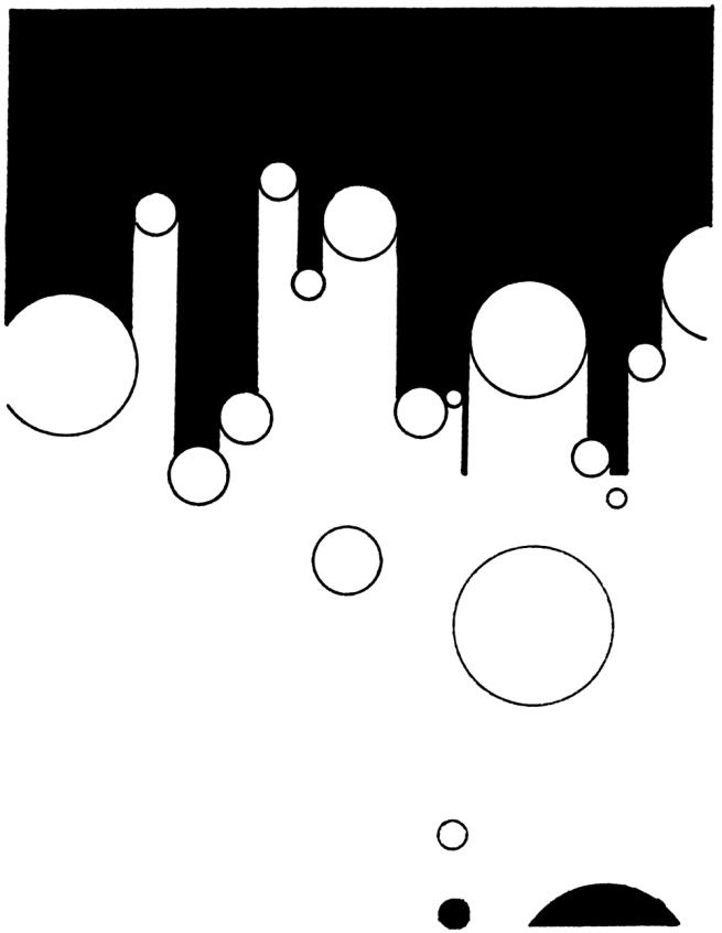 Kurt Kranz. 'Schwarz : Weiß' (Black: White) 1928-29