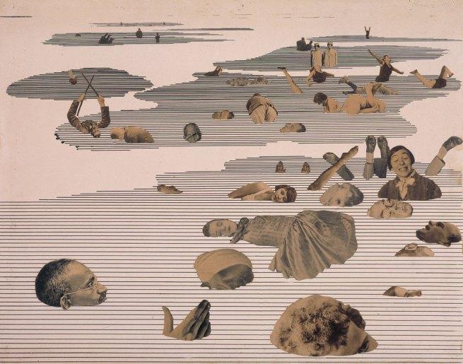 Kurt Kranz. 'Versinkende' (Sinking one) 1931