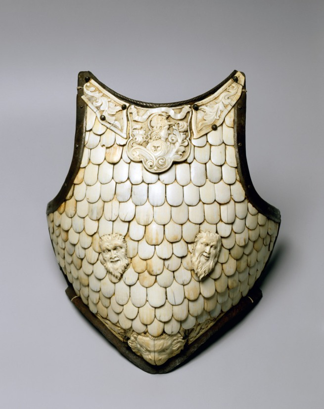 Cuirass breastplate Italy Late 16th century