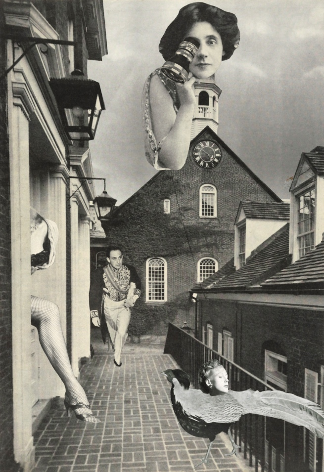 Toshiko Okanoue (Japan, b. 1928) 'In Love' 1953