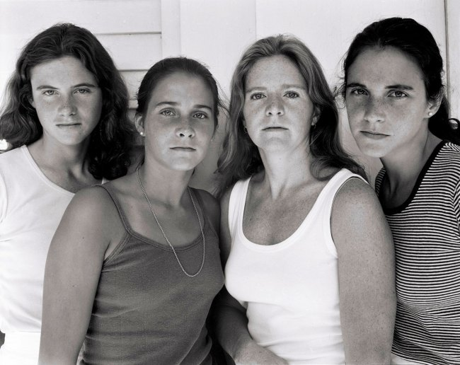 Nicholas Nixon (American, born in 1947). 'The Brown Sisters' 1978