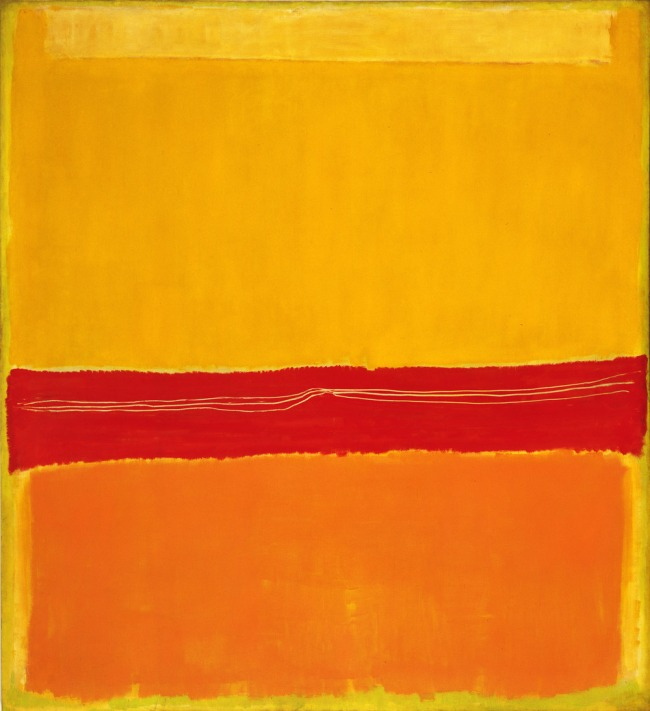 Mark Rothko (American, born Latvia. 1903-1970). 'No. 5/No. 22' 1950