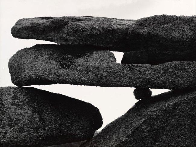 Aaron Siskind (American, 1903-1991). 'Martha's Vineyard' 1954-59