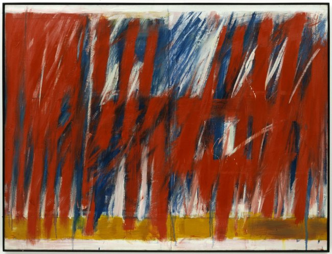 Jack Tworkov (American, born Poland, 1900-1982). 'West 23rd' 1963