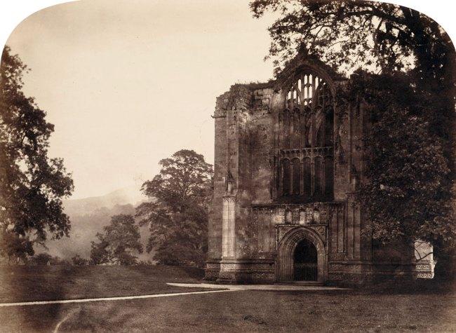 Roger Fenton. 'Bolton Abbey' 1854