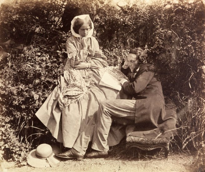 Frederick Pickersgill. 'Sunshine and Shade' 1859