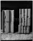 Marcus Bunyan. 'Forms II' from the 'At Newport' series, 1991