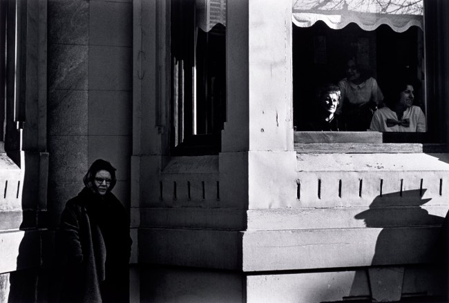 Ray K. Metzker. 'Philadelphia' 1964