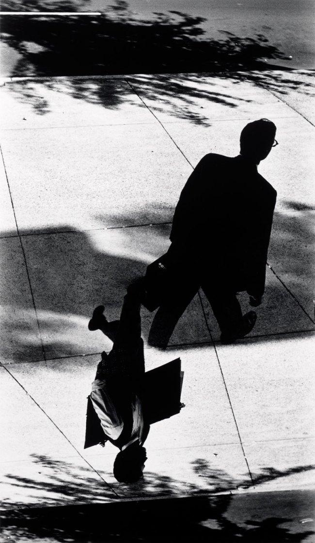 Ray K. Metzker. 'Double Frames: Philadelphia' 1965