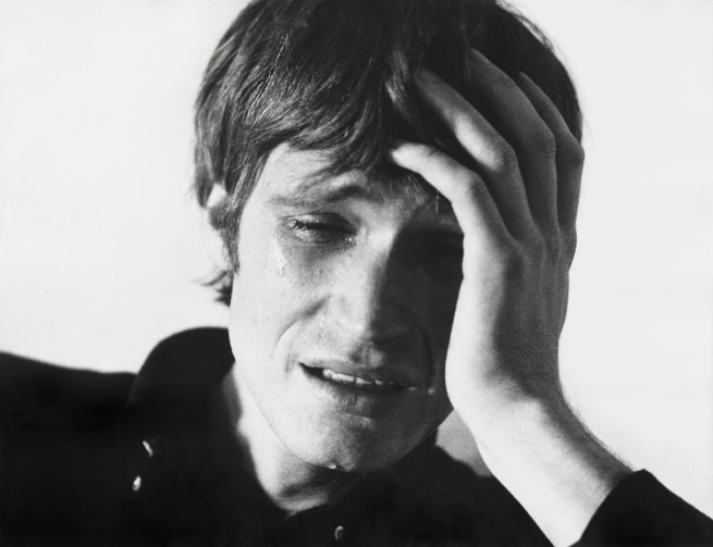 Bas Jan Ader (Dutch, 1942-1975) 'I'm Too Sad to Tell You' 1970