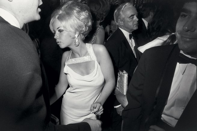 Garry Winogrand. 'Centennial Ball, Metropolitan Museum' New York, 1969