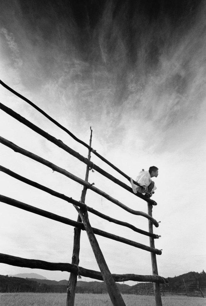 Eikoh Hosoe. 'Kamaitachi #8' 1965