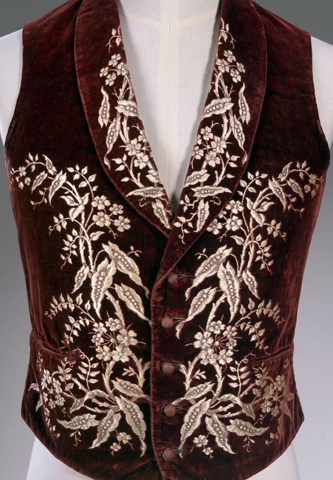 England 'Waistcoat' c. 1850