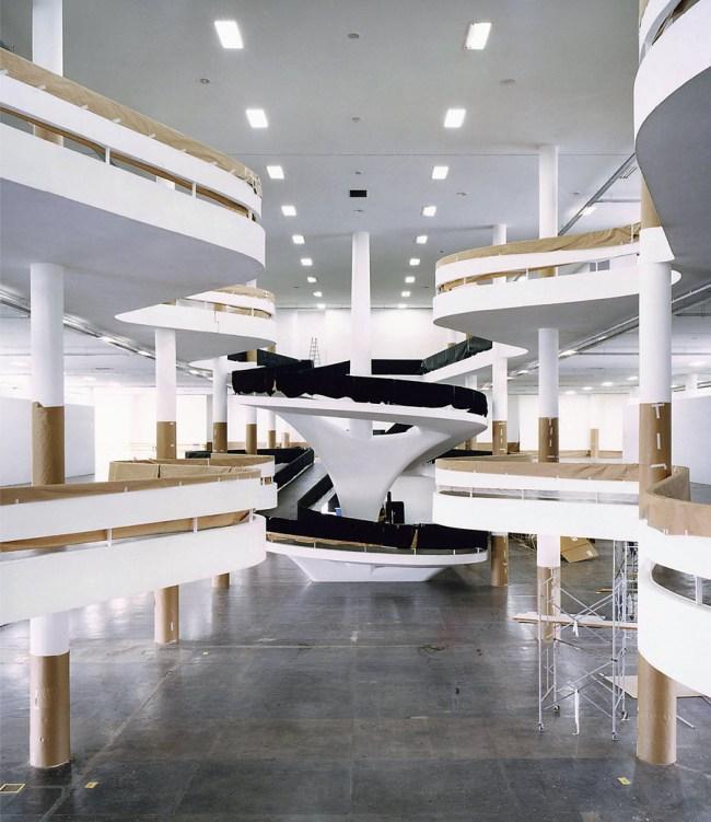 Candida Höfer. 'Fundação Bienal de São Paulo XI' 2005