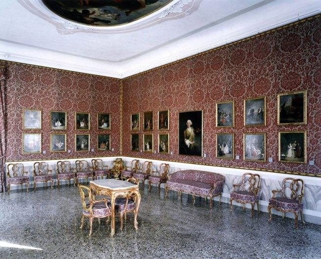 Candida Höfer. 'Pinacoteca Querini Stampalia Venezia I' 2003