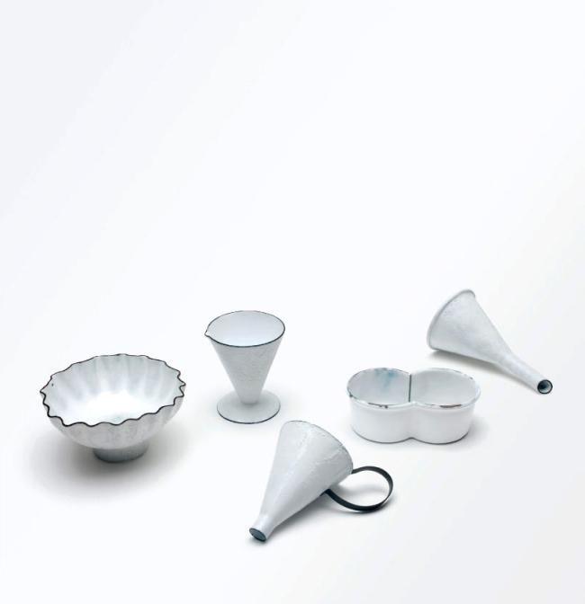 Kirsten Haydon. 'ice objects', 2011