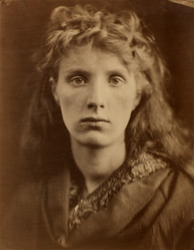 Julia Margaret Cameron. 'The Mountain Nymph, Sweet Liberty' 1866