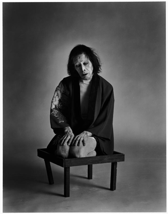 Eikoh Hosoe. 'Kazuo Ohno' 1980