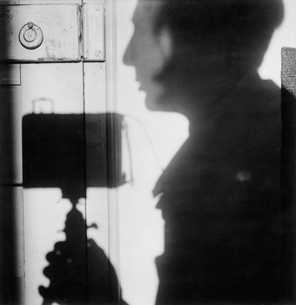 Andre Kertesz Self Portrait