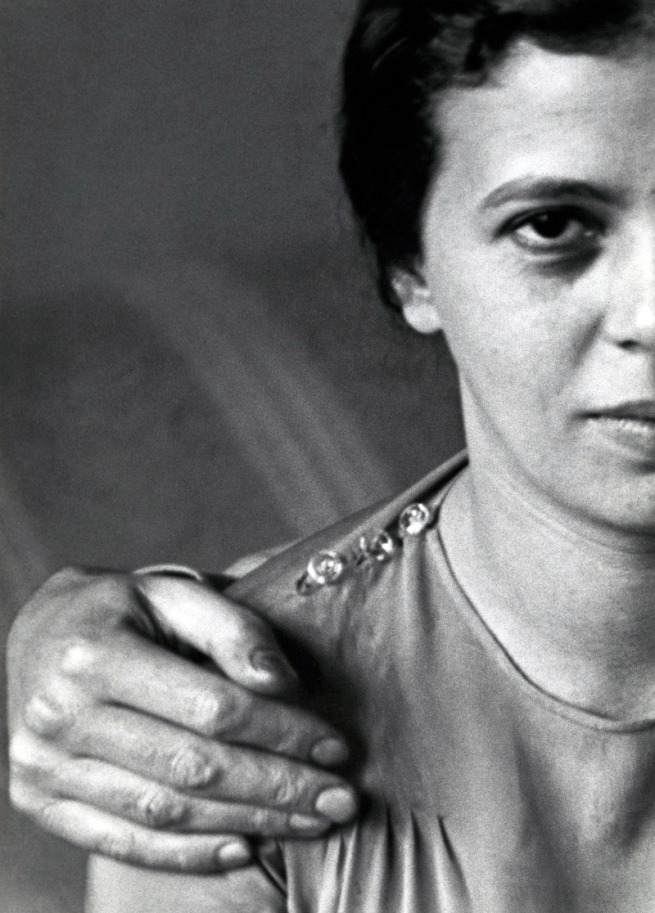 André Kertész. 'Elizabeth and I' 1933