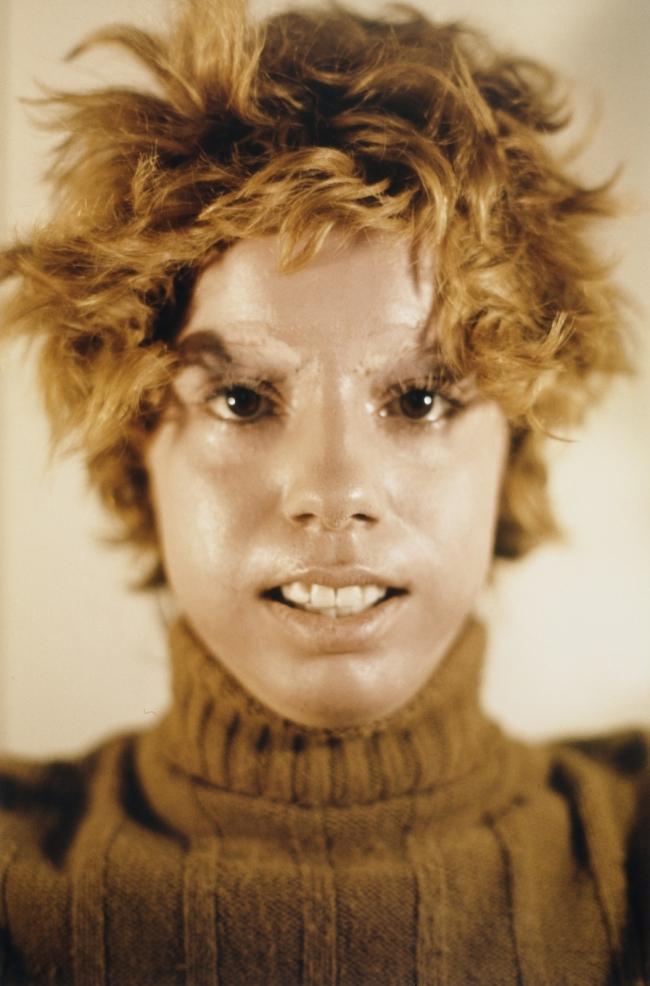 Ana Mendieta (American, born Cuba 1948-1985) 'Untitled (Facial Cosmetic Variations)' January-February, 1972
