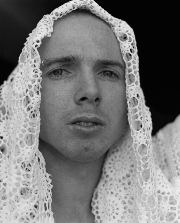 Marcus Bunyan. 'Madonna, male' 1994